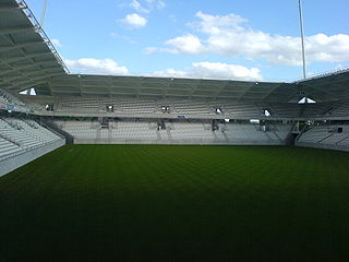 Stade Auguste-Delaune football stadium