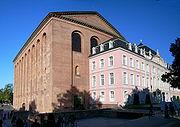Trier Basilika Electoral