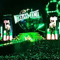 Triple H makes his entrance at WrestleMania 33.jpg