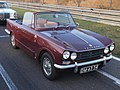 Triumph VITESSE 2.0L dutch licence registration DM-63-34 pic1.JPG