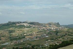 Troina - Image: Troina Panorama