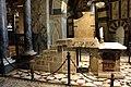 Trono detto di carlomagno, ante 936, costruito con materiali antichi di spoglio, 03.jpg