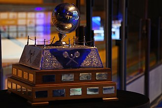 WSF World Team Squash Championships - WSF World Team Squash Championships Trophy