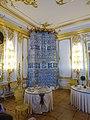 Tsarskoïe Selo Le Grand Palais Catherine salle à manger des chevaliers (2).JPG