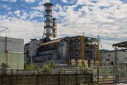 Чернобыльская АЭС, 4-й энергоблок