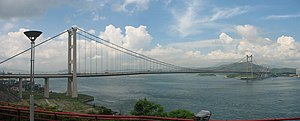 Goodwin Steel Castings - Tsing Ma Bridge – Hong Kong