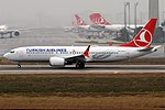 Turkish Airlines, TC-LCJ, Boeing 737-8 MAX (47585341702).jpg