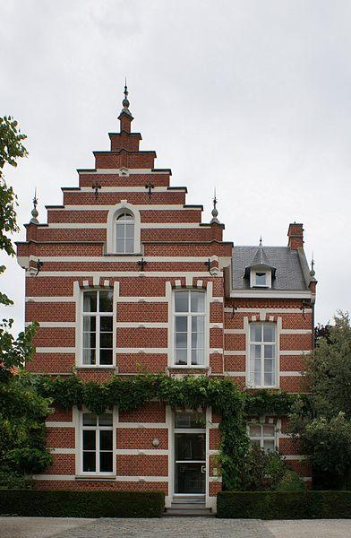 Woning van beeldhouwer Napoleon Daems, ontworpen door architect Pieter Jozef Taeymans (anno 1884).