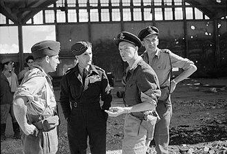Geoffrey Tuttle - Image: Tuttle in Greece WWII IWM CNA 4721