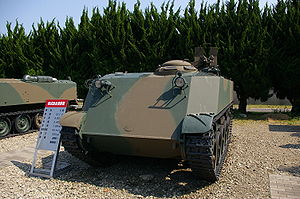 Type60 81mm self-propelled gun JGSDF.JPG
