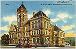 U.S. Post Office, Williamsport, Pennsylvania (71205).jpg