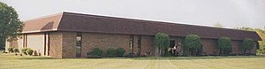 Church of the United Brethren in Christ - The United Brethren National Office in Huntington, Indiana.