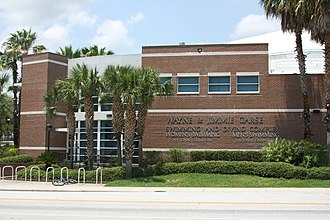 Florida Gators swimming and diving - Carse Swimming Complex