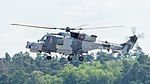 UK RN Black Cats AgustaWestland AW159 Wildcat HMA2 ZZ515 ILA Berlin 2016 09.jpg
