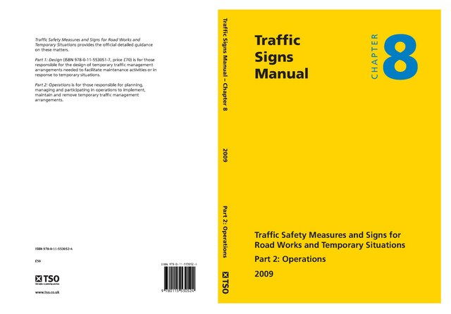 road traffic signs manual pdf