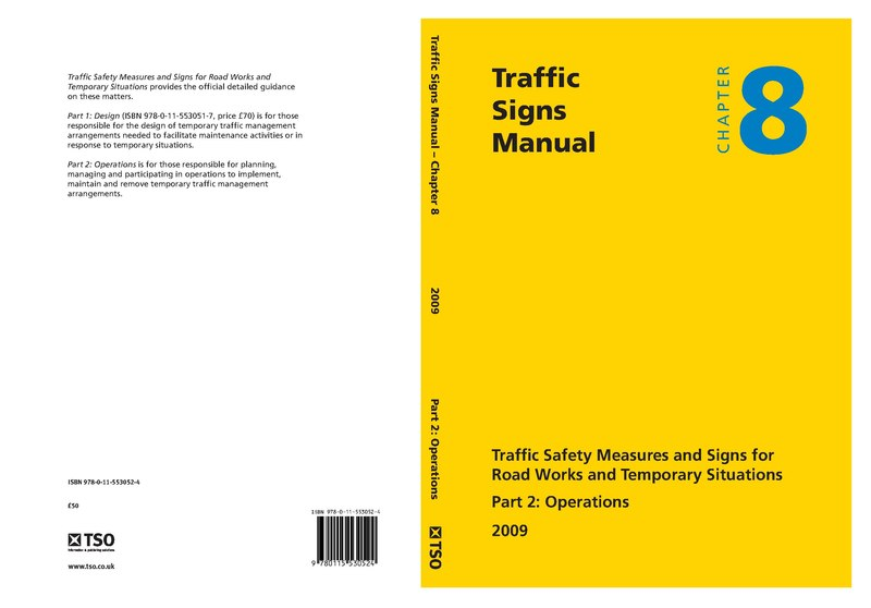 File:UK Traffic Signs Manual - Chapter 8 - Part 2- Traffic Safety ...