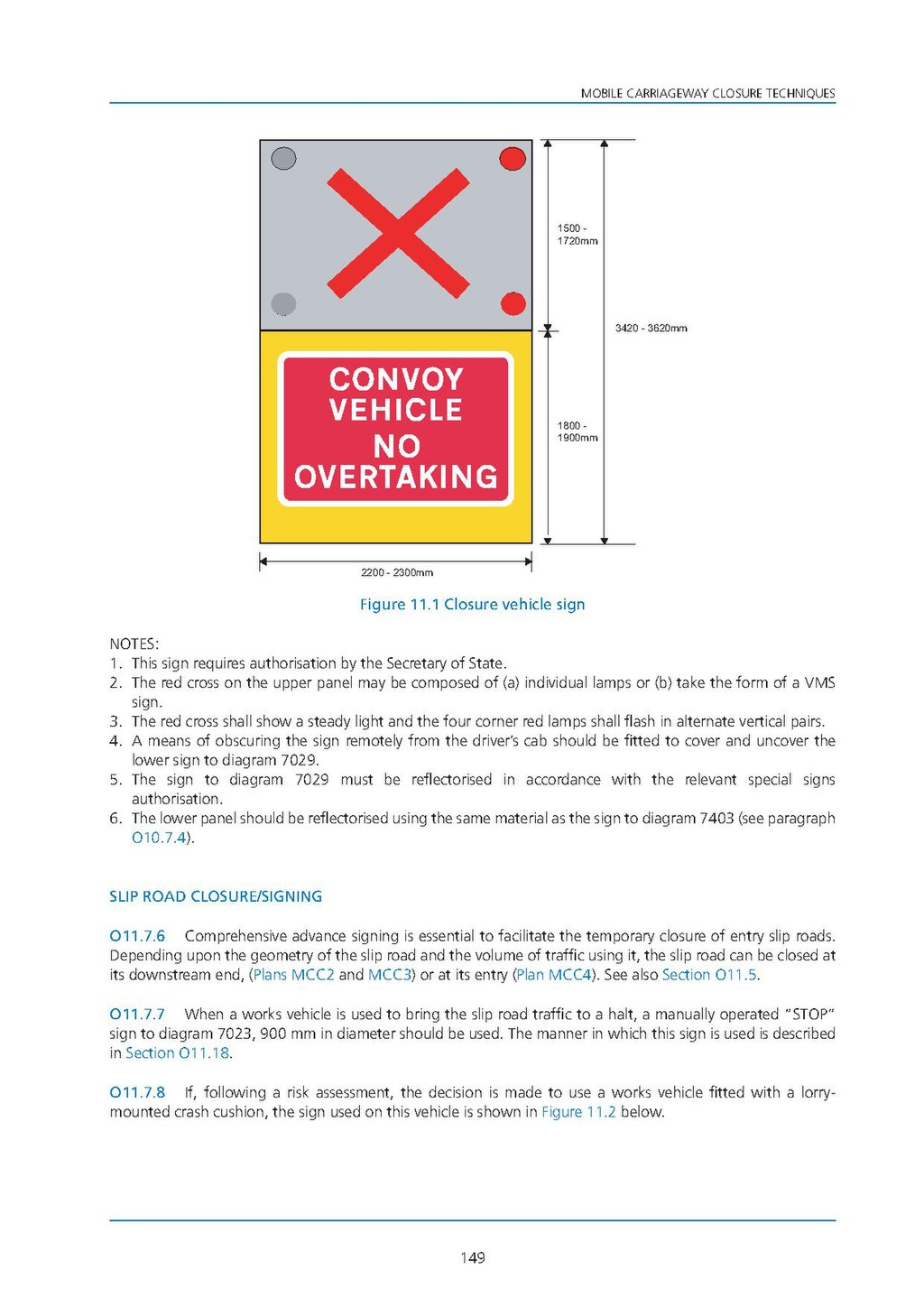 page uk traffic signs manual chapter 8 part 2 traffic safety rh en wikisource org Funny Person Holding Safety Manual Funny Person Holding Safety Manual