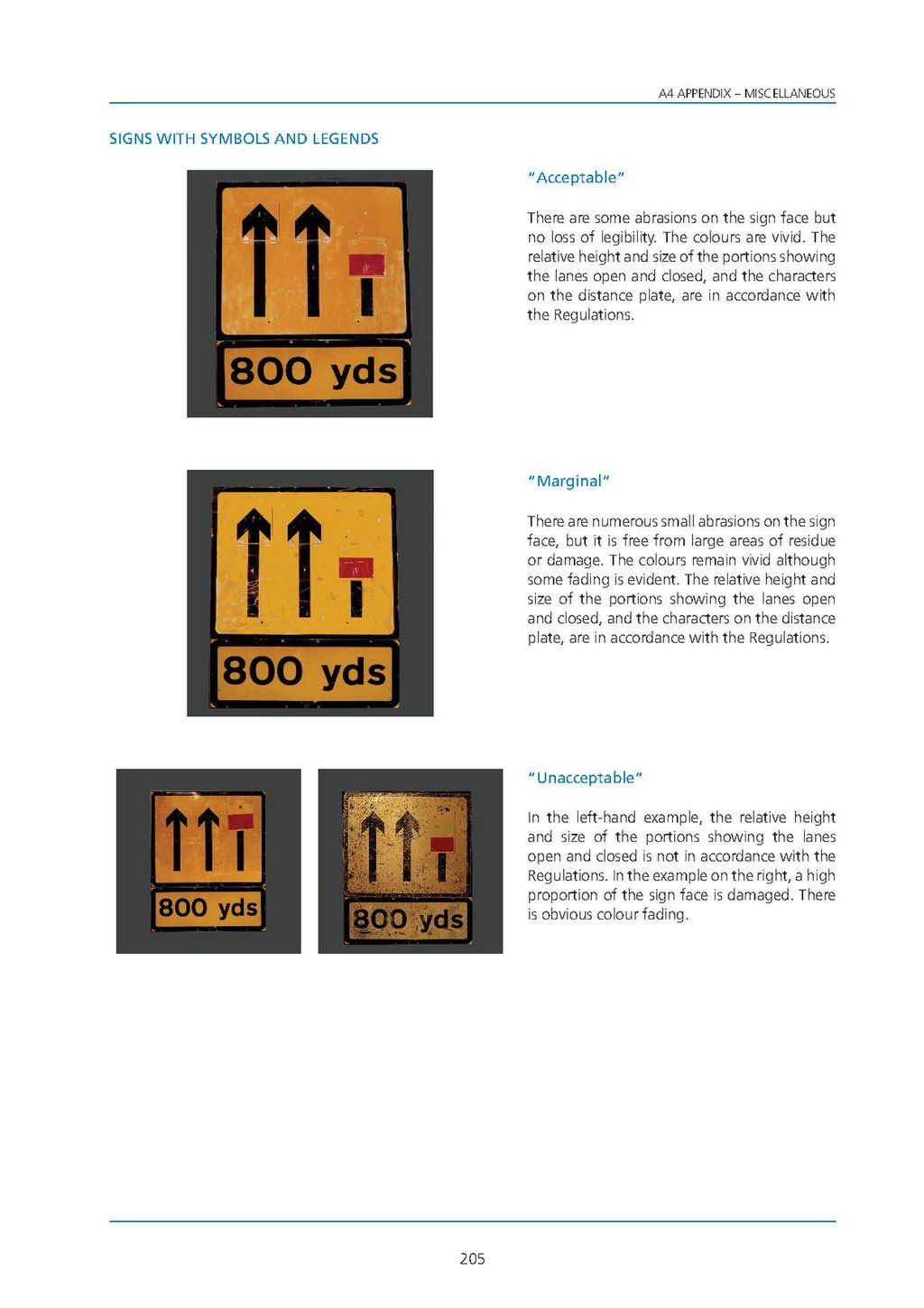 Pageuk Traffic Signs Manual Chapter 8 Part 2 Traffic Safety