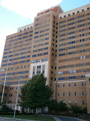 Stanley S. Bergen Jr. - The Dr. Stanley S. Bergen Building in Newark, New Jersey