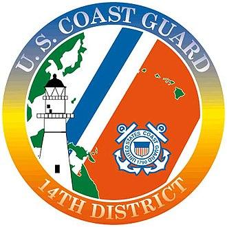 United States Coast Guard Sector - Image: USCG D14