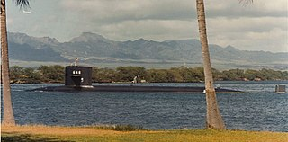 USS <i>Aspro</i> (SSN-648) Sturgeon class submarine