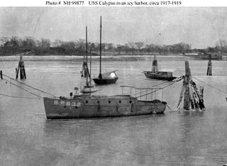 USS <i>Calypso</i> (SP-632)