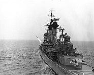 USS Columbus (CG-12) Tartar