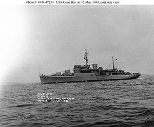 USS Coos Bay