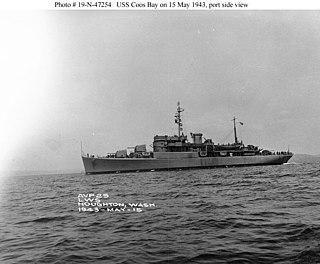 USS <i>Coos Bay</i>