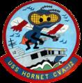 USS Hornet (CVA-12) insignia, 1953.png