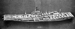 USS Intrepid (CVS-11) leaving Quebec City 1962.jpg