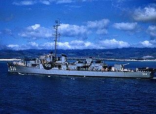USS <i>Silverstein</i>