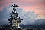 USS Stennis During Hawaiian Sunrise 161207-N-YW024-035.jpg