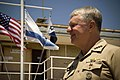 US Navy 080623-N-8273J-348 Chief of Naval Operations (CNO) Adm. Gary Roughead tours facilities aboard the Ashdod Naval Base while participating in a counterpart visit to the region.jpg
