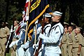 US Navy 100916-N-9818V-050 Ceremonial guard performs at chief's pinning ceremony.jpg