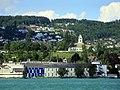 Uetikon - Chemische Fabrik - Zürichsee - Dampfschiff Stadt Zürich 2012-07-22 16-35-05 (P7000).JPG