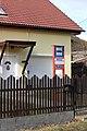 Uhlířské Janovice, Opatovice II, private bus stop.jpg