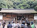 Ujigami Shrine National Treasure World heritage 国宝・世界遺産宇治上神社04.JPG