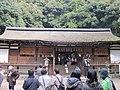 Ujigami Shrine National Treasure World heritage 国宝・世界遺産宇治上神社04.JPG