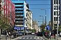 Ulica Żurawia przy ul. Marszałkowskiej 2019.jpg