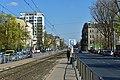 Ulica Grochowska na wysokości ul. Lubelskiej.jpg