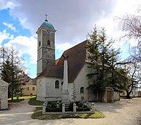Ulrichskirchen - Kirche.JPG