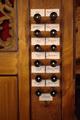 Ulrichstein Bobenhausen II Protestant Church Organ detail Stops l.png