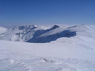 Uludağ mountain