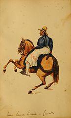 A Lima cowboy