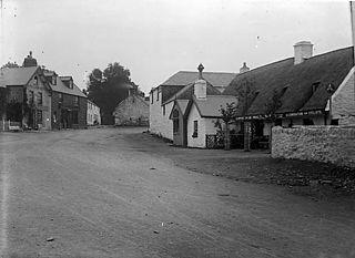 Unidentified village