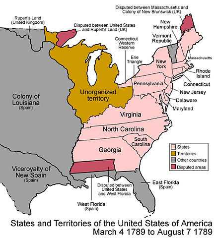 FileUnited States 178903 To 178908 Easternjpg Wikimedia Commons - Eastern Us States Map
