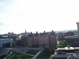 University of Cincinnati Main Campus 2008 2.JPG