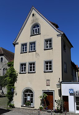 Unterer Schrannenplatz in Lindau (Bodensee)
