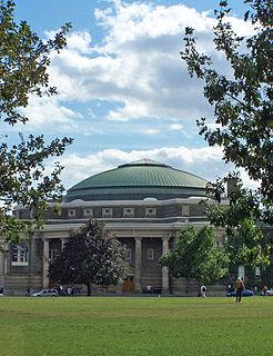 Convocation Hall (University of Toronto) Domed rotunda at the University of Toronto